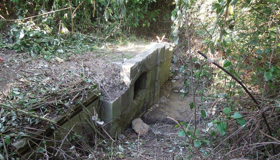 სოფელ ჭოგნარში ნაგავსაყრელის ასაშენებლად ტერიტორია გაინაღმა
